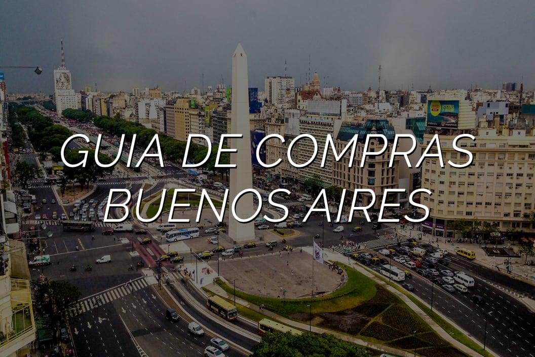 guia de compras buenos aires - Guia de compras: Buenos Aires
