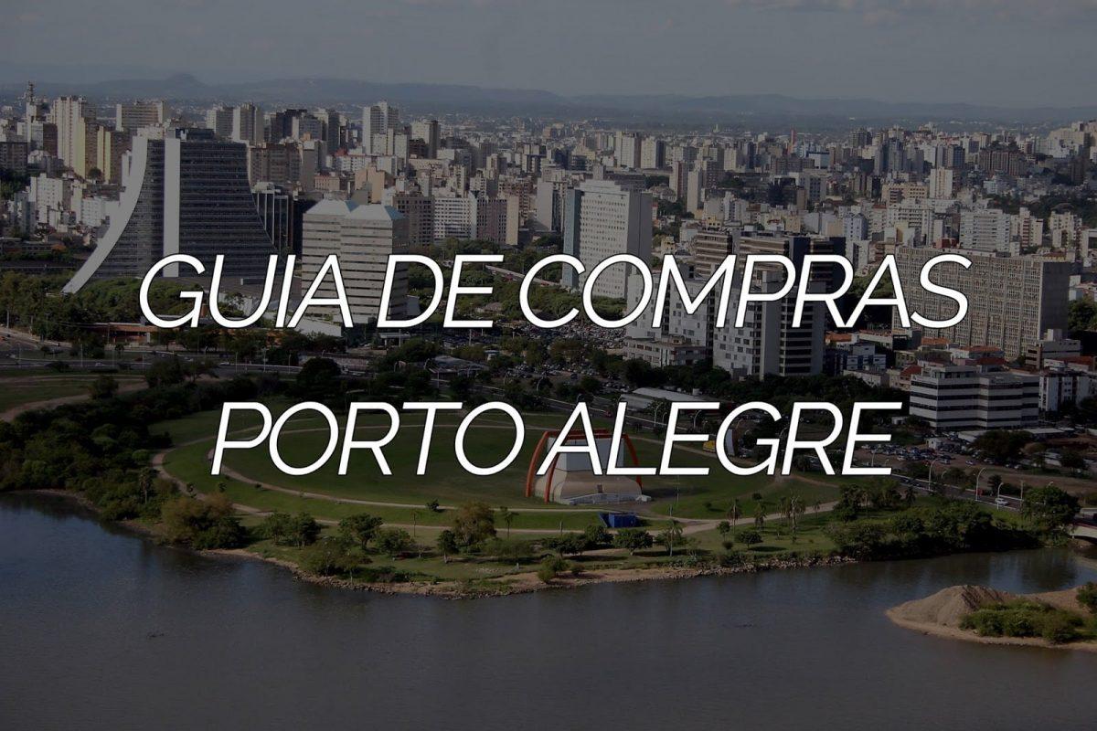 guia de compras porto alegre - Guia de compras: Porto Alegre