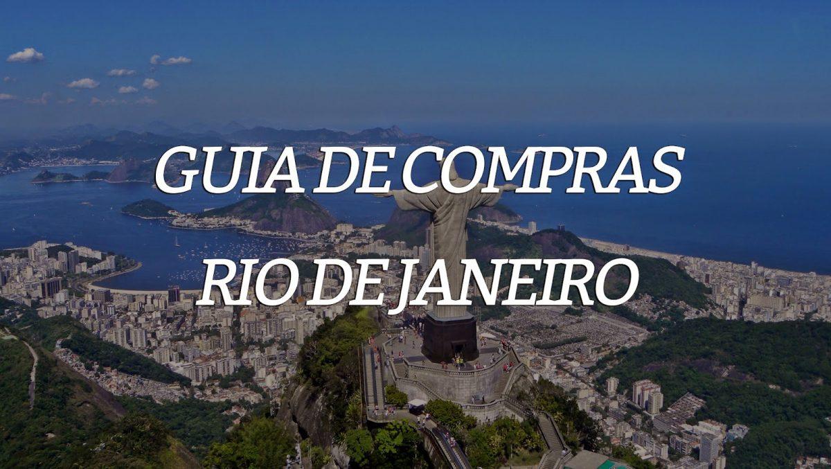 Guia de compras: Rio de Janeiro