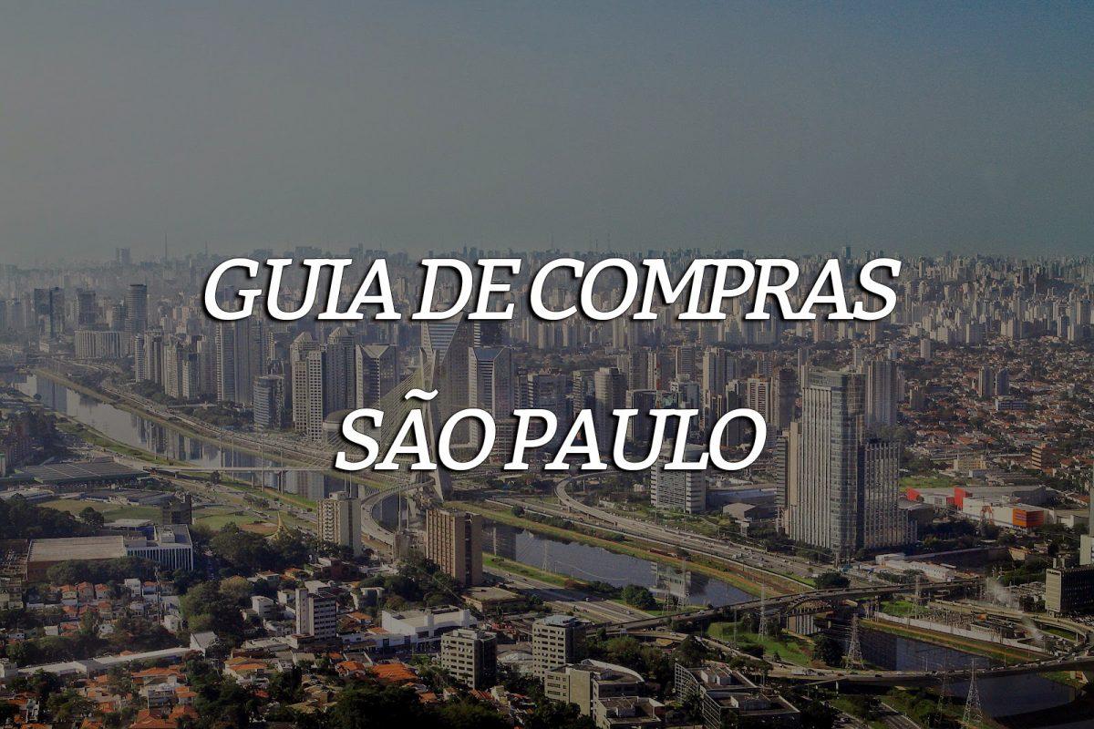 Guia de compras: São Paulo