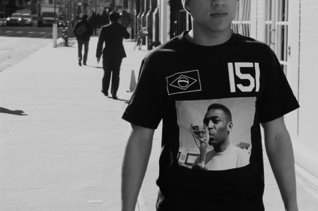 Hall Of Fame x Frank 151 – Camiseta em homenagem á Pelé