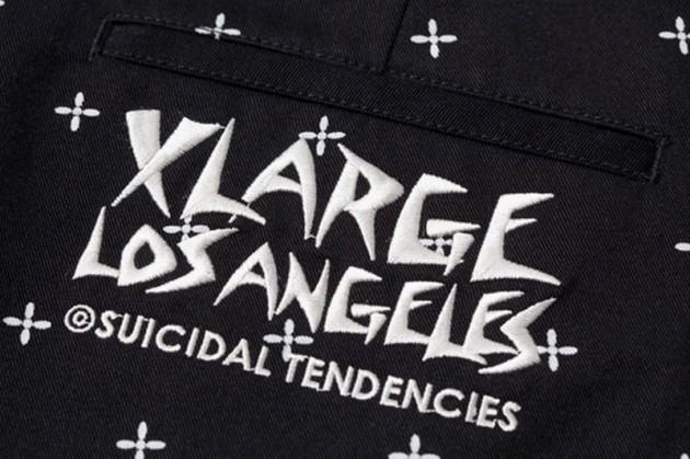 XLARGE lança coleção com a banda Suicidal Tendencies