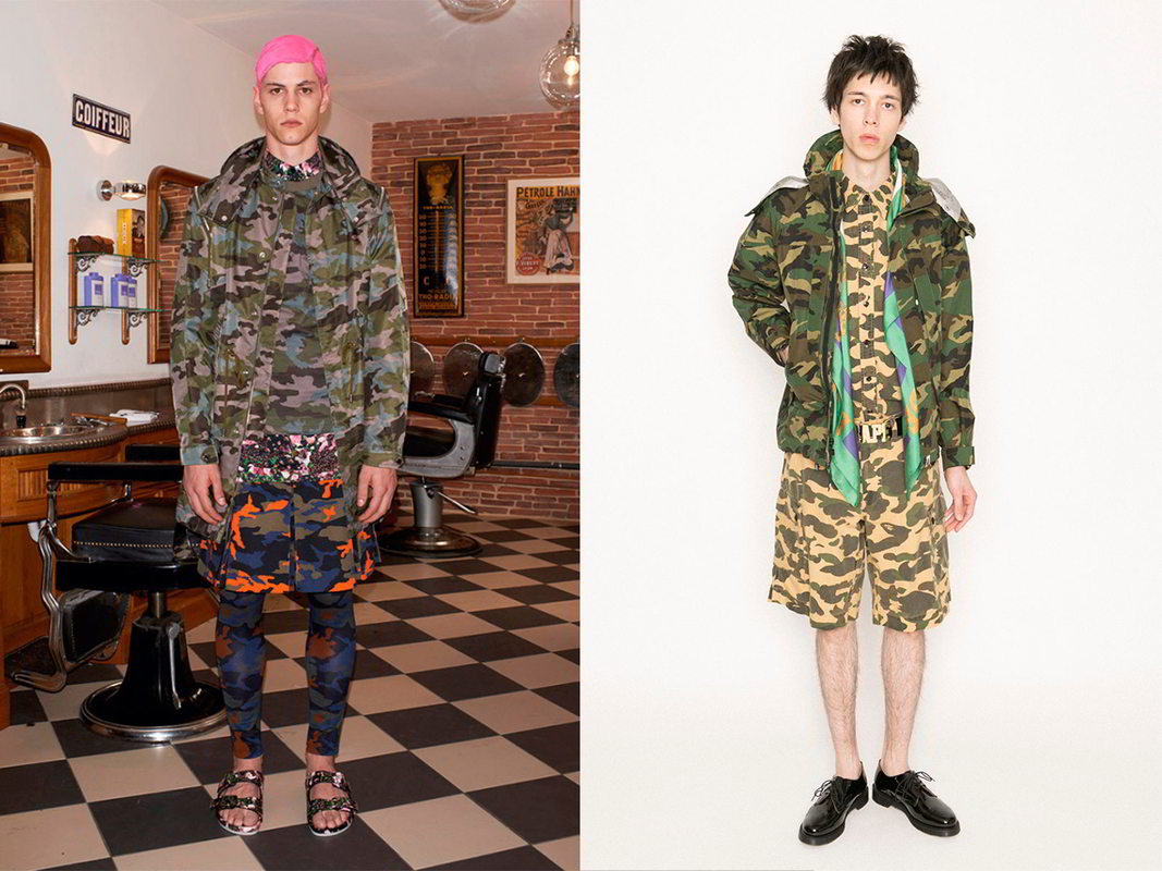 High Fashion versus Streetwear?