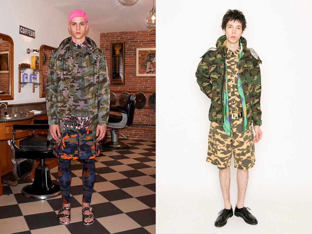 High Fashion versus Streetwear?