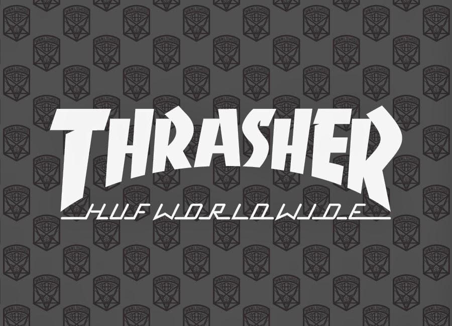 """HUF x Thrasher: """"Stoops Euro Tour"""""""