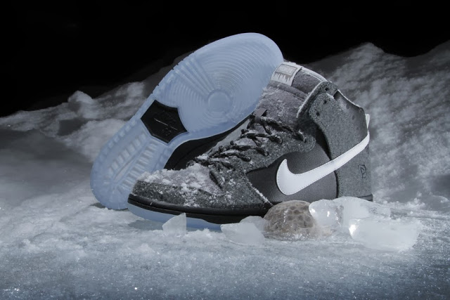 "Nike SB x Premier Dunk High ""Petoskey"""