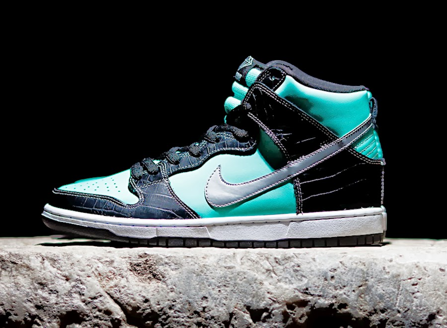 A volta do Dunk High?