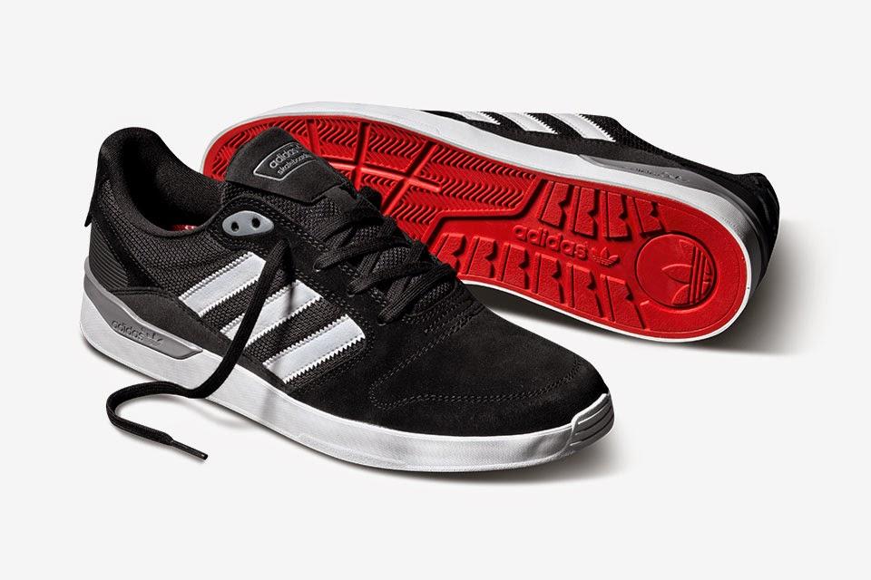adidas Skateboarding apresenta seu novo tênis, o ZX Vulc