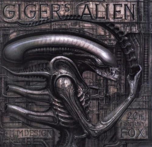 hr giger alien - Supreme colabora com H.R. Giger, o mestre por trás de Alien