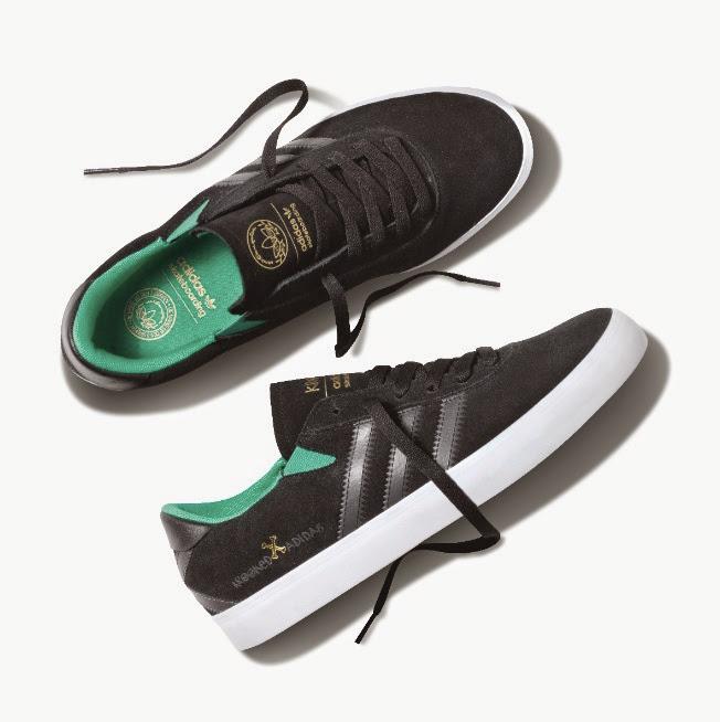men streetwear brasil adidas skateboarding krooked 2014 03 - adidas Skateboarding une forças com a marca de Mark Gonzales