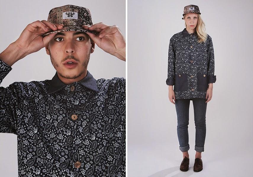 streetwear brasil apadana outono inverno 2014 01 - Stussy e Sneeze criam moletons em parceria