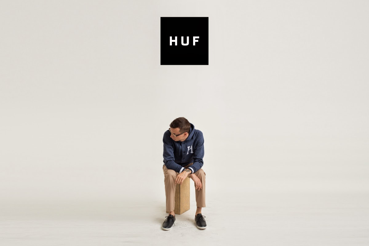 streetwear brasil huf ferias 2014 01 - HUF (Coleção de férias 2014)