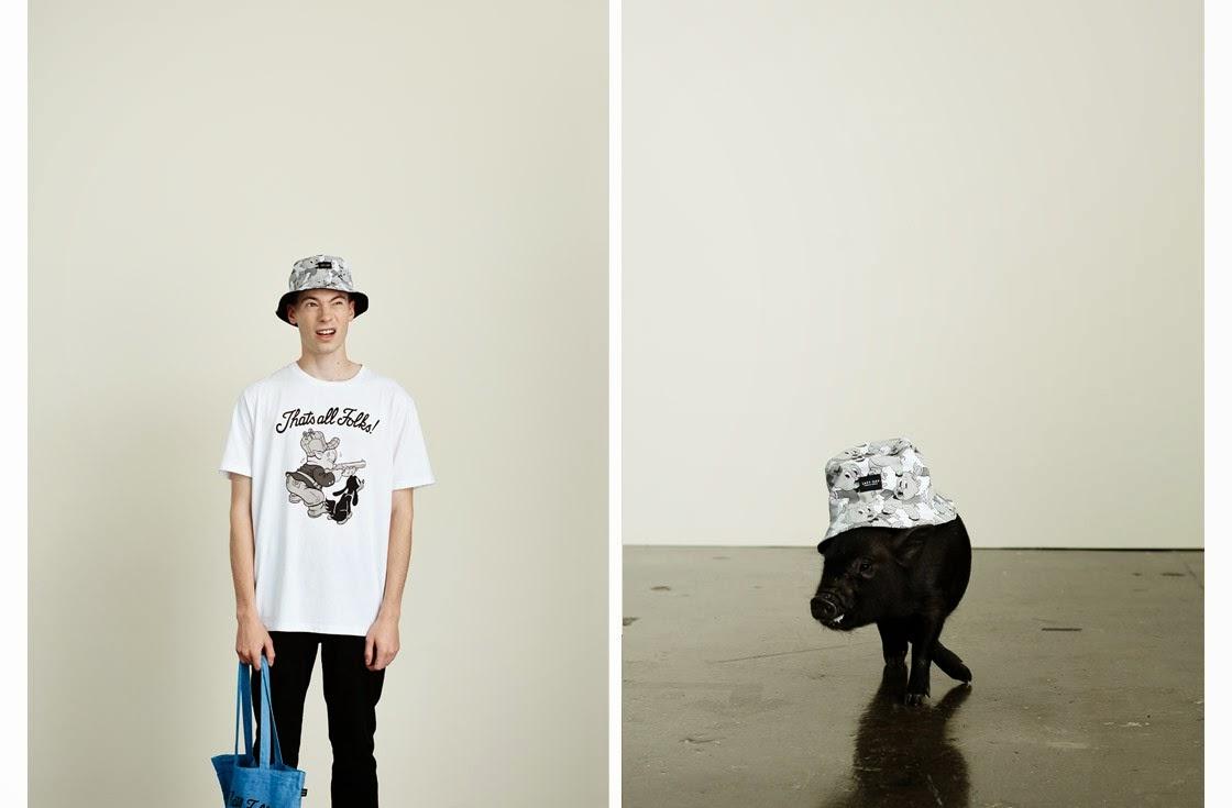 streetwear brasil lazy oaf looney tunes 03 - Lazy Oaf lança coleção cápsula inspirada nos Looney Tunes