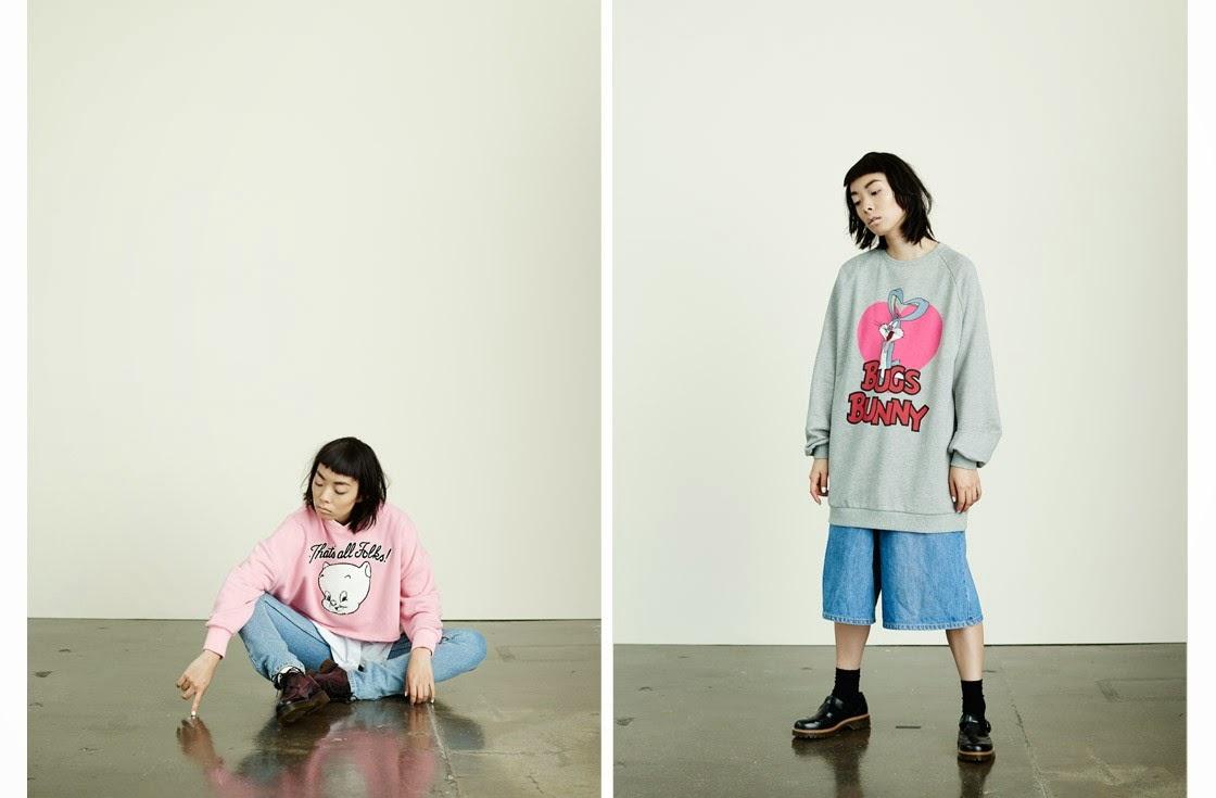 streetwear brasil lazy oaf looney tunes 05 - Lazy Oaf lança coleção cápsula inspirada nos Looney Tunes