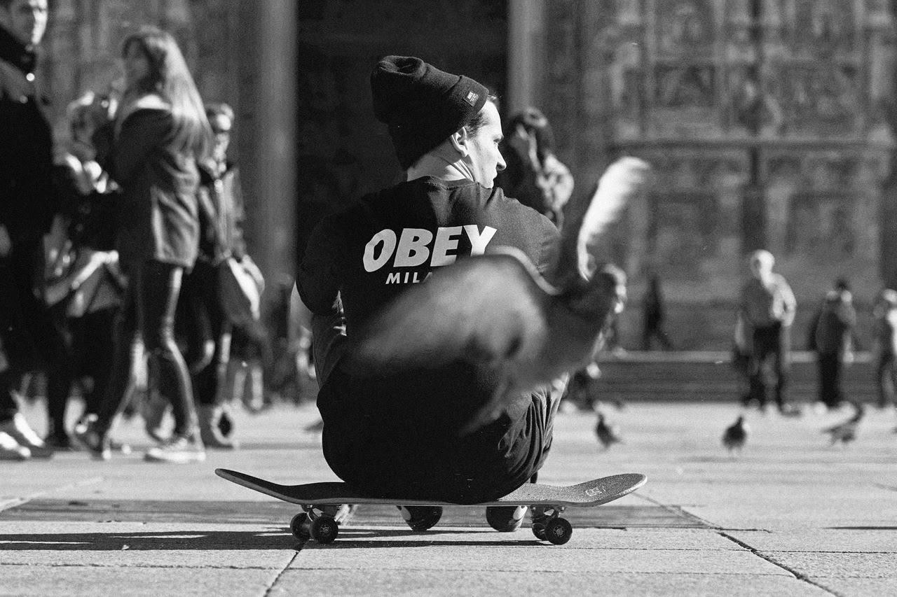 "streetwear brasil obey worldwide series 03 - High Company - Editorial ""High in New York"""