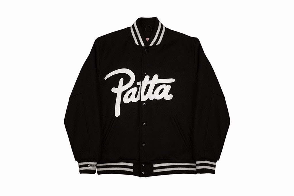 streetwear brasil patta mitchel and ness 2014 03 - Patta x Mitchell & Ness (Coleção cápsula)