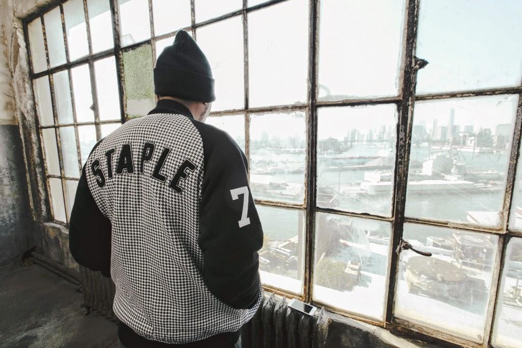 "streetwear brasil staple ferias 2014 01 - Staple - Coleção ""Linear Study"""
