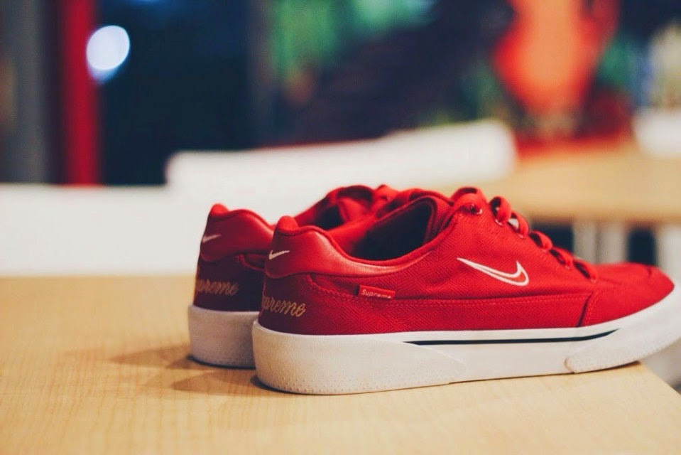 streetwear brasil supreme nike sb cts 01 - Supreme e Nike SB apresentam novo modelo