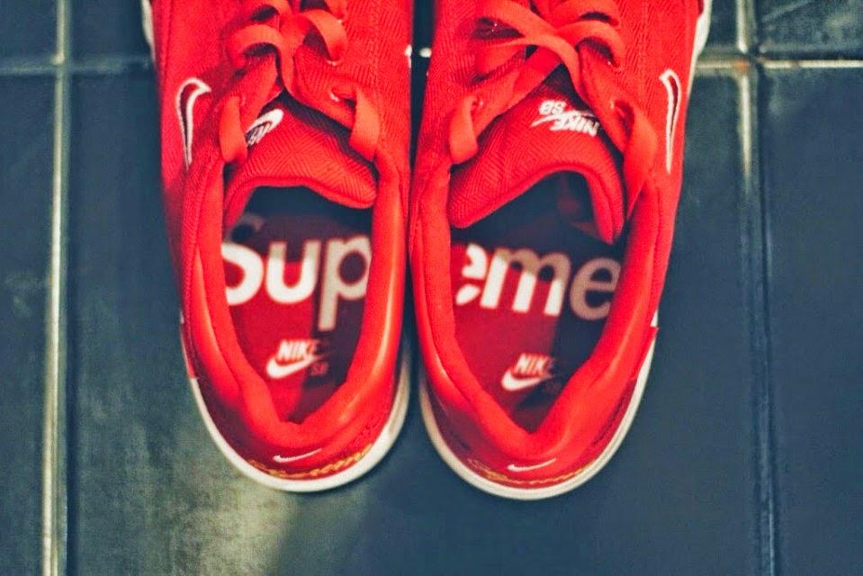streetwear brasil supreme nike sb cts 03 - Supreme e Nike SB apresentam novo modelo
