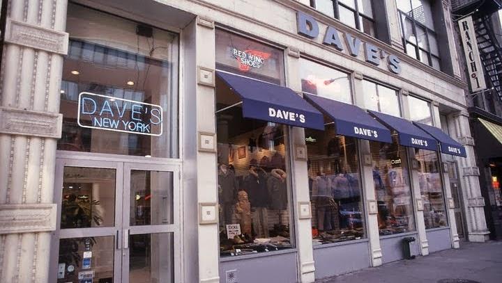 daves new york 1 - Guia de compras: Nova Iorque (Parte 5)