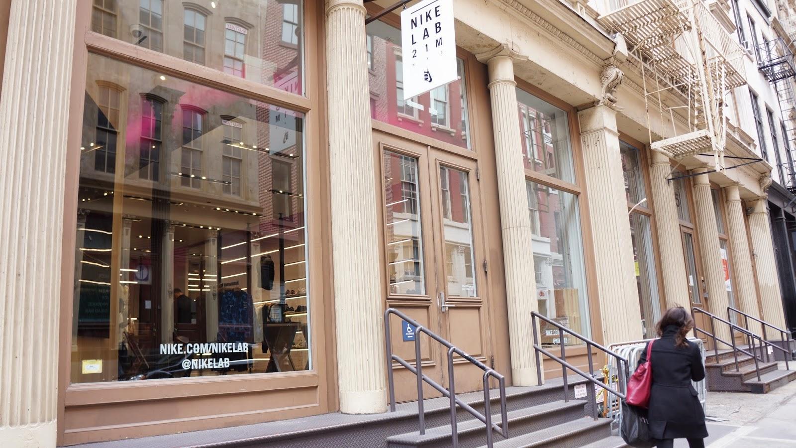 guia de compras nyc nikelab - Guia de compras: Nova Iorque (Parte 2)