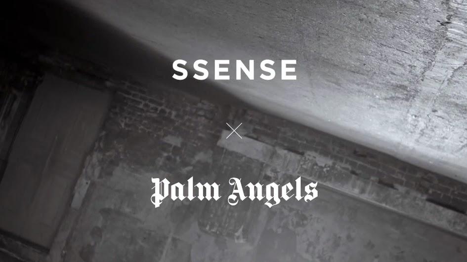 "SSENSE x Palm Angels ""Praise to Eternity"" Video"