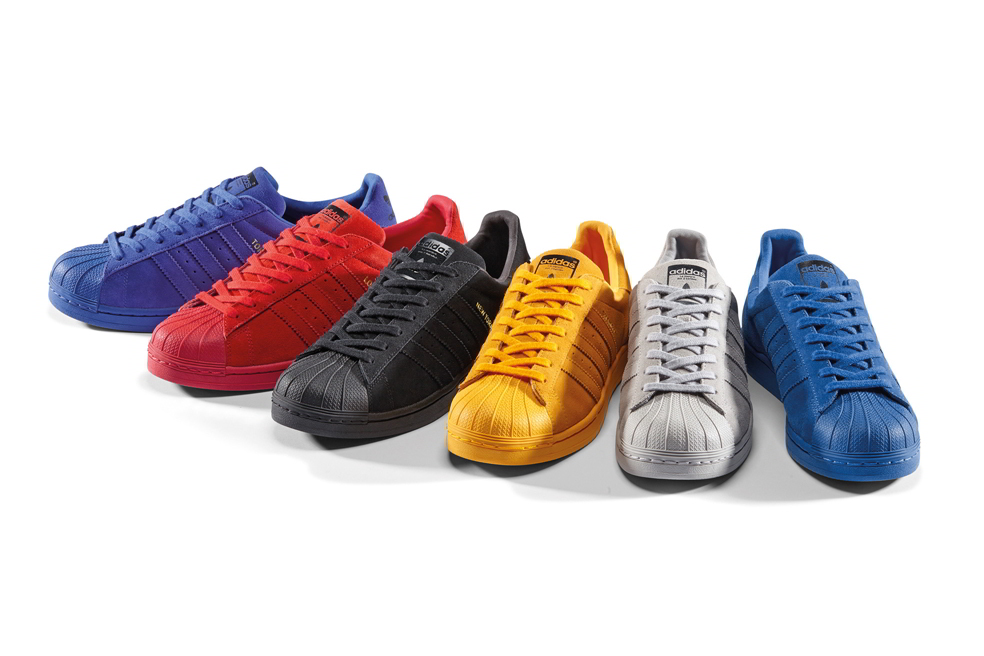 streetwear brasil adidas originals superstar 80s city series 01 - Fred Perry x Space Invaders no Brasil