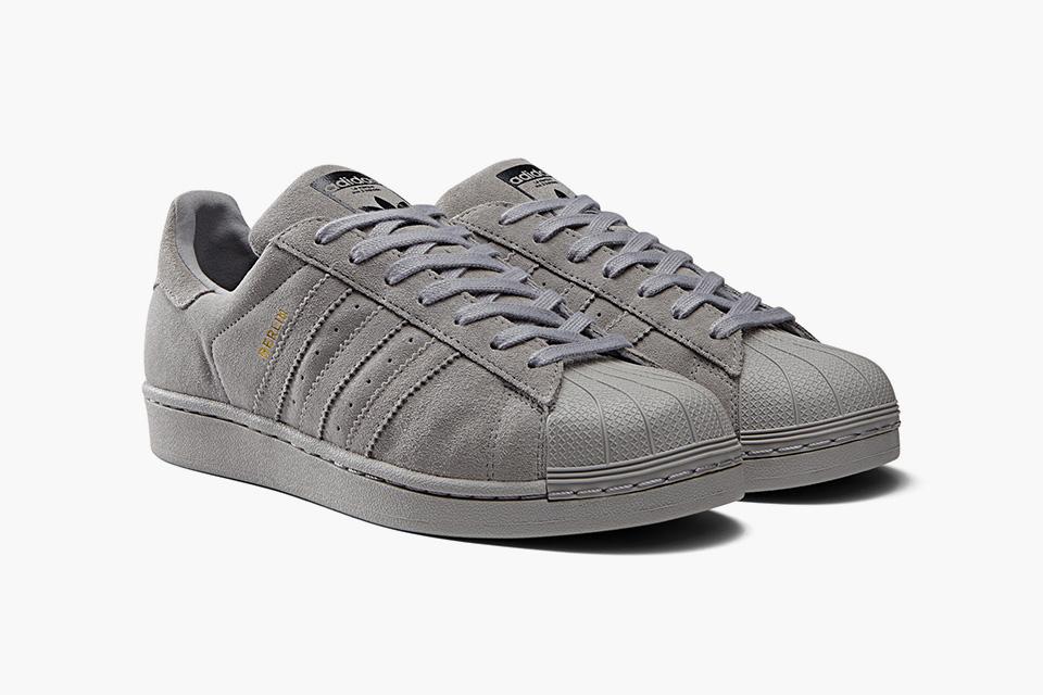 "streetwear brasil adidas originals superstar 80s city series 010 - adidas Originals Superstar 80's ""City Series"""