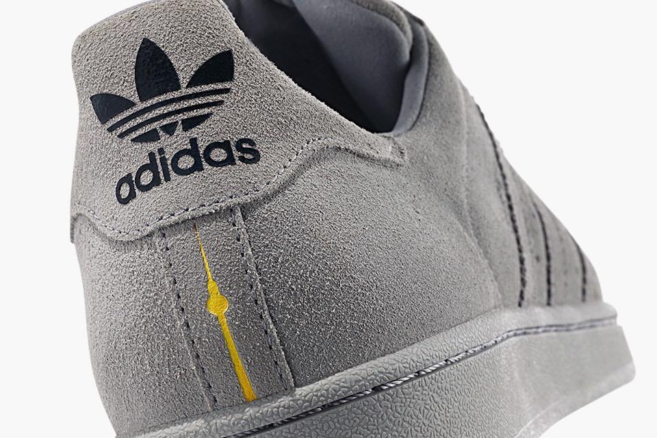 "streetwear brasil adidas originals superstar 80s city series 011 - adidas Originals Superstar 80's ""City Series"""