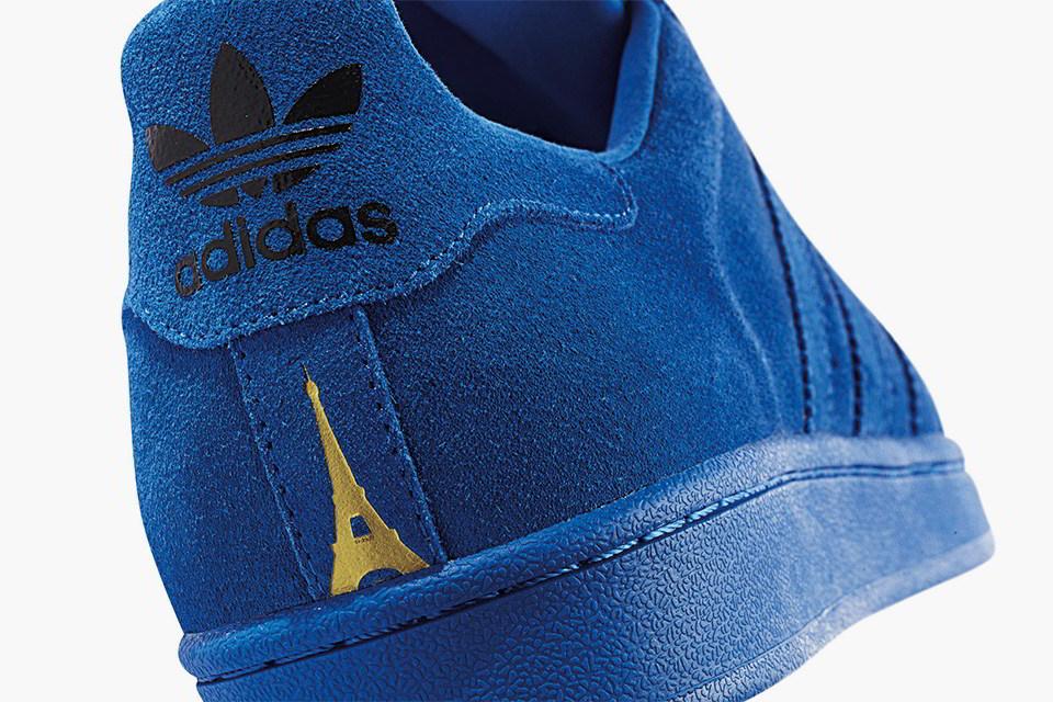 "streetwear brasil adidas originals superstar 80s city series 013 - adidas Originals Superstar 80's ""City Series"""