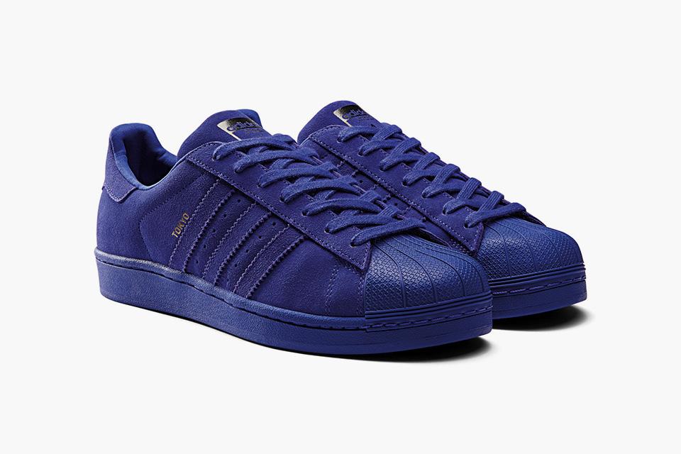 "streetwear brasil adidas originals superstar 80s city series 02 - adidas Originals Superstar 80's ""City Series"""