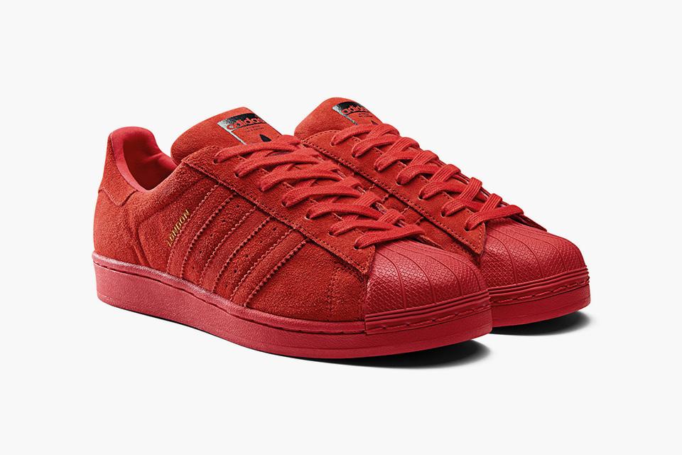 "streetwear brasil adidas originals superstar 80s city series 04 - adidas Originals Superstar 80's ""City Series"""