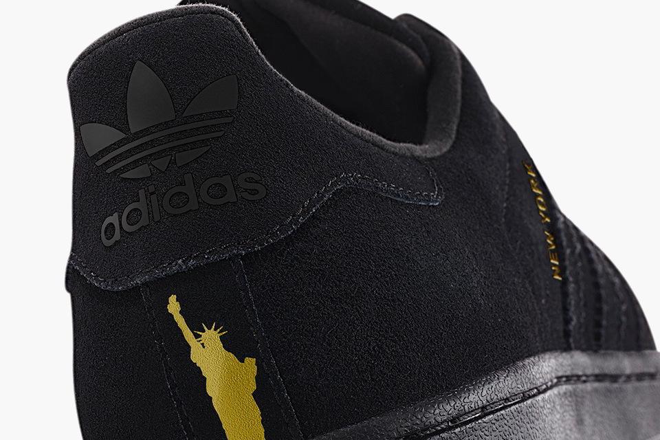 "streetwear brasil adidas originals superstar 80s city series 07 - adidas Originals Superstar 80's ""City Series"""