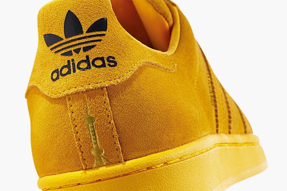 "streetwear brasil adidas originals superstar 80s city series 09 - adidas Originals Superstar 80's ""City Series"""
