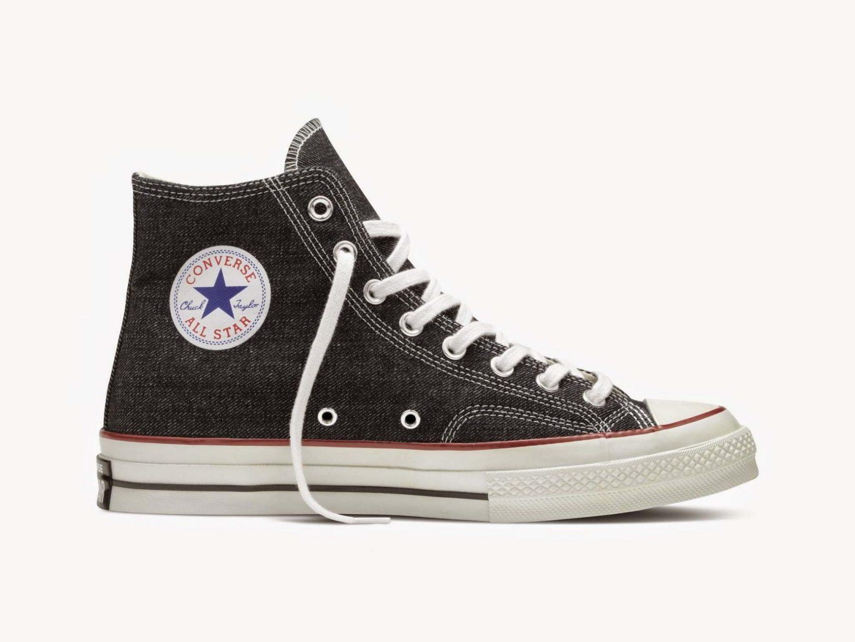 "Concepts x Converse All Star Chuck '70 ""Cone Denim"""