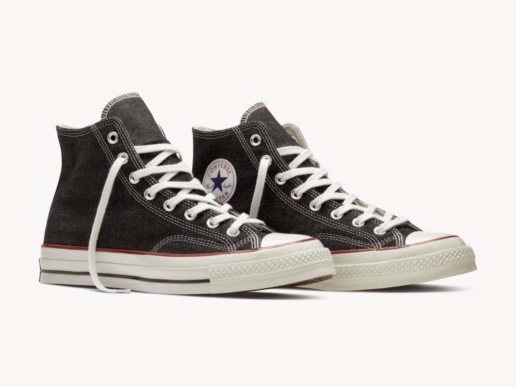 "streetwear brasil concepts converse all star chuck 70 02 - Concepts x Converse All Star Chuck '70 ""Cone Denim"""