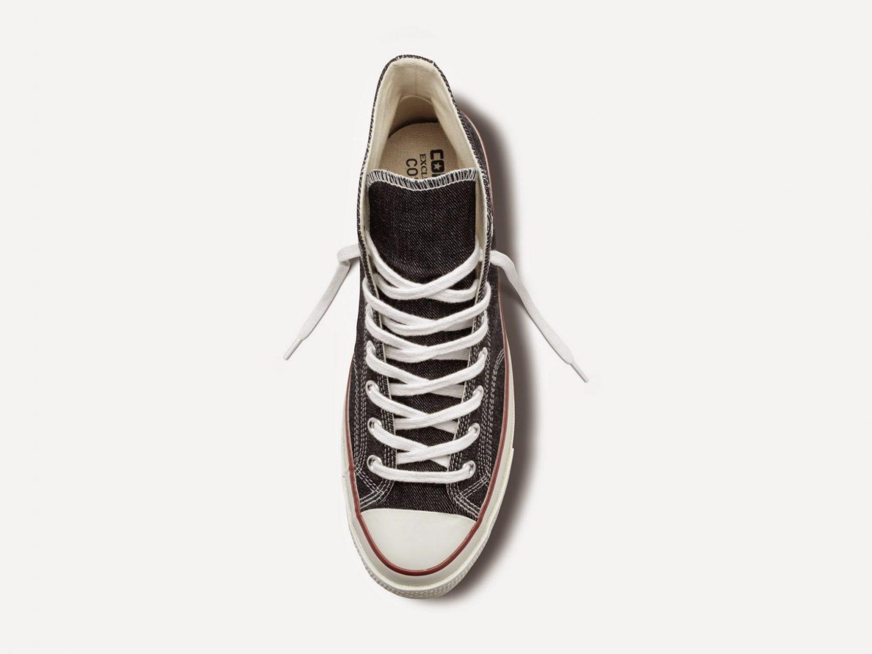 "streetwear brasil concepts converse all star chuck 70 04 - Concepts x Converse All Star Chuck '70 ""Cone Denim"""