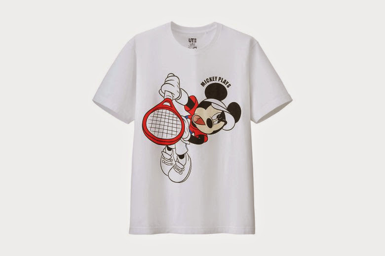 "streetwear brasil disney uniqlo colecao mickey plays 01 - Disney x Uniqlo - ""Mickey Plays"""
