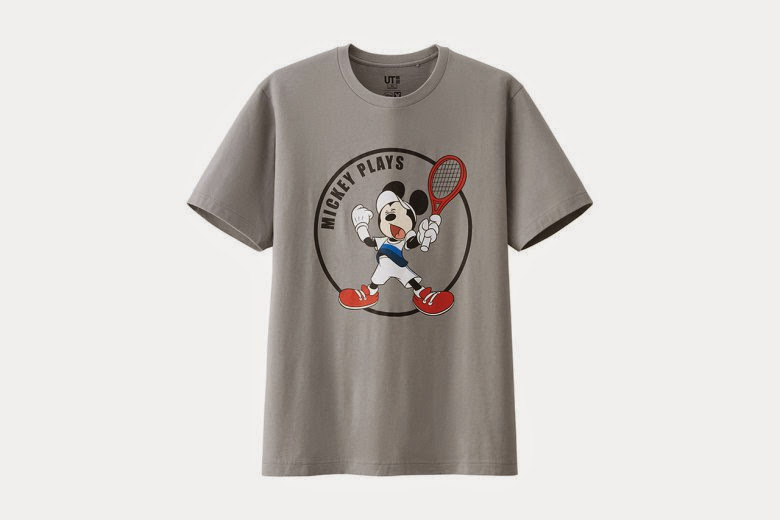 "streetwear brasil disney uniqlo colecao mickey plays 02 - Disney x Uniqlo - ""Mickey Plays"""