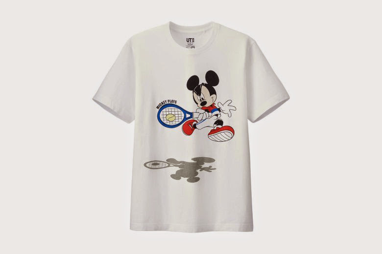 "streetwear brasil disney uniqlo colecao mickey plays 04 - Disney x Uniqlo - ""Mickey Plays"""