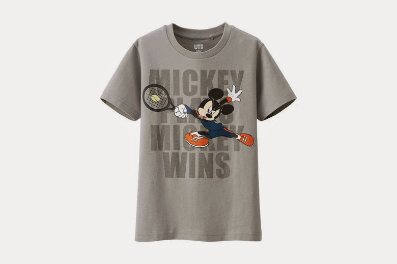 "streetwear brasil disney uniqlo colecao mickey plays 05 - Disney x Uniqlo - ""Mickey Plays"""