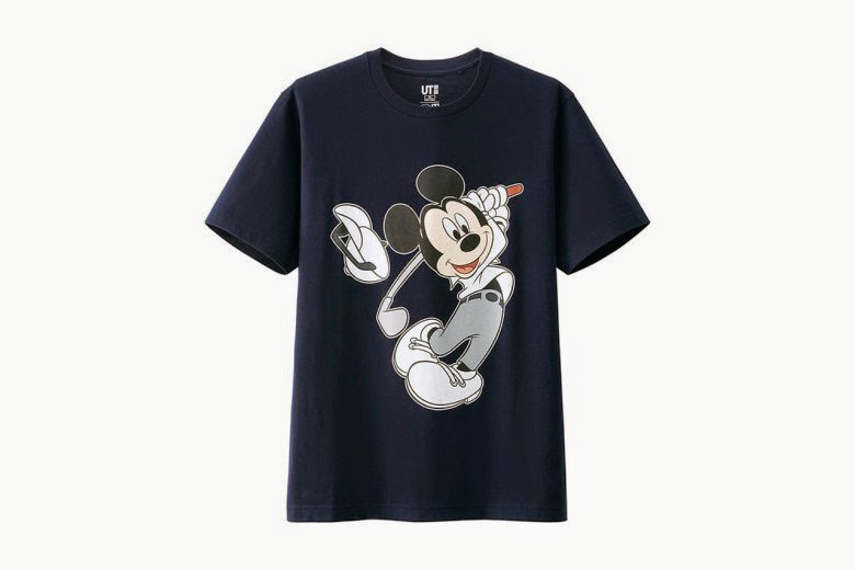 "streetwear brasil disney uniqlo colecao mickey plays 08 - Disney x Uniqlo - ""Mickey Plays"""