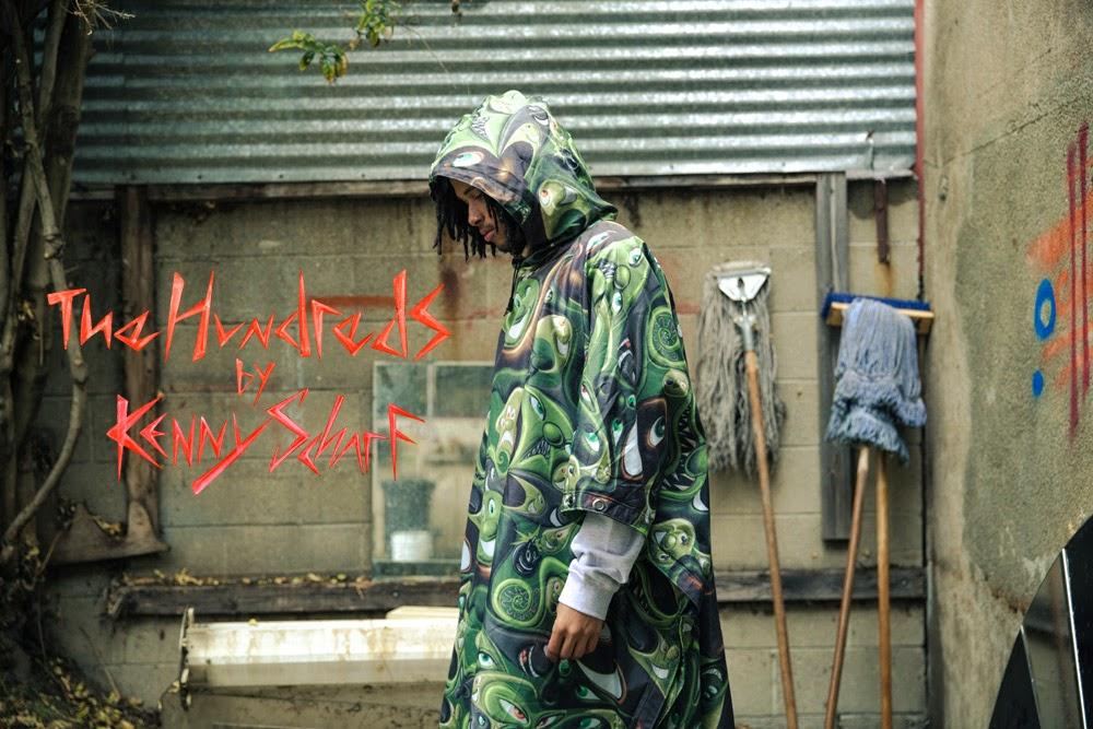 streetwear brasil the hundreds kenny scharf 01 - The Hundreds x Kenny Scharf (Coleção cápsula)