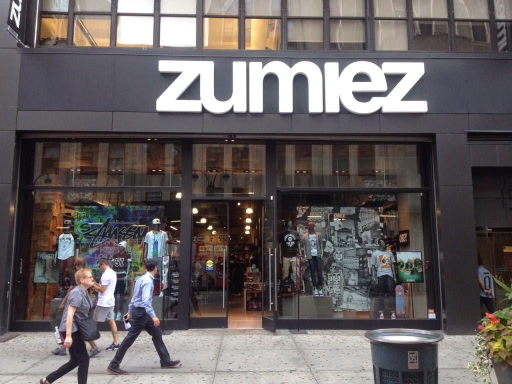 zumiez - Guia de compras: Nova Iorque (Parte 5)