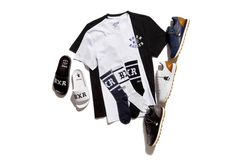 Born x Raised colabora com Reebok em coleção de vestuário e tênis