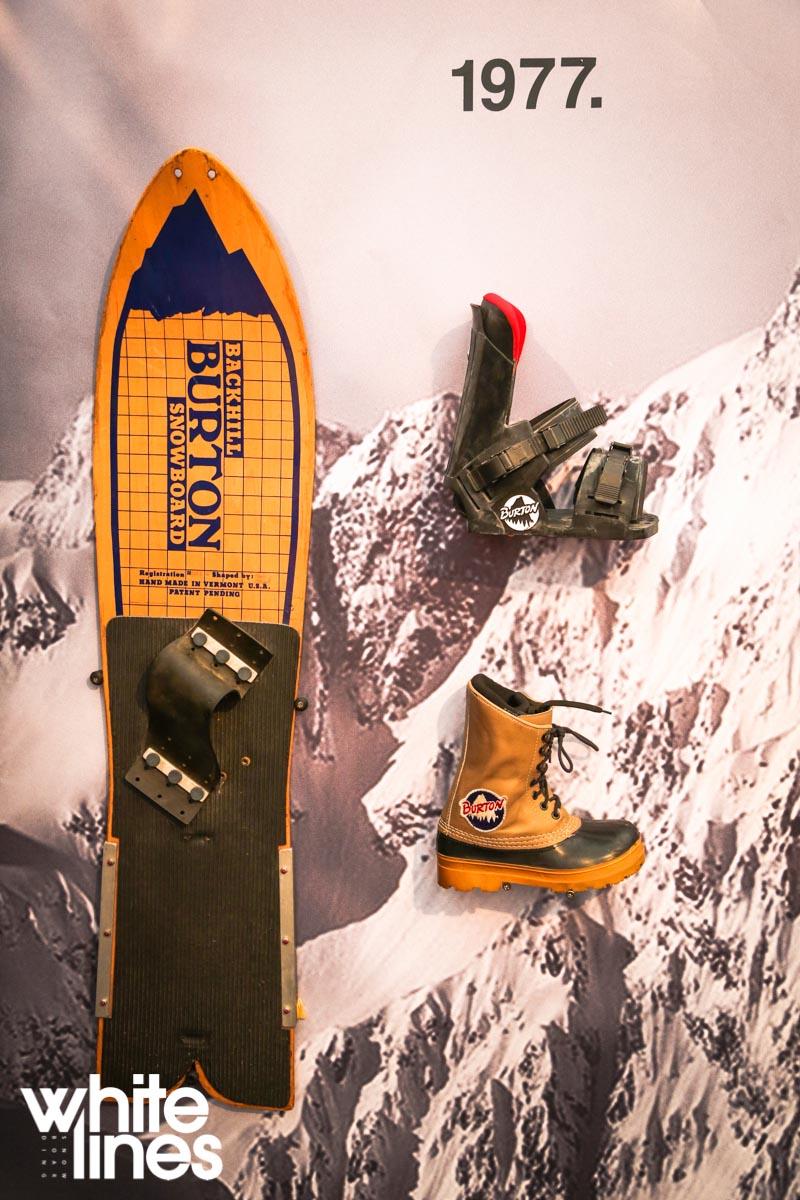 "streetwear brasil burton snowboard backhill 1977 - Undefeated x Alpha Industries x Burton ""Trinity"""