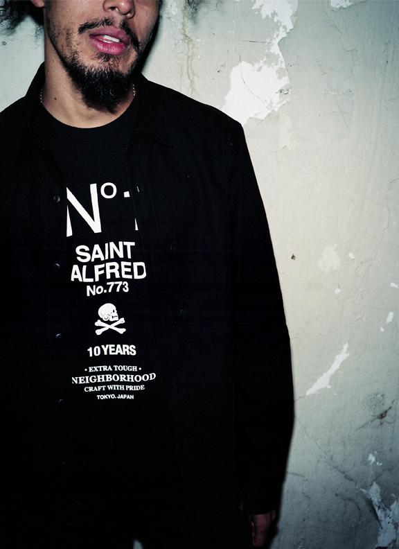 Saint Alfred x NEIGHBORHOOD (Coleção cápsula 2015)