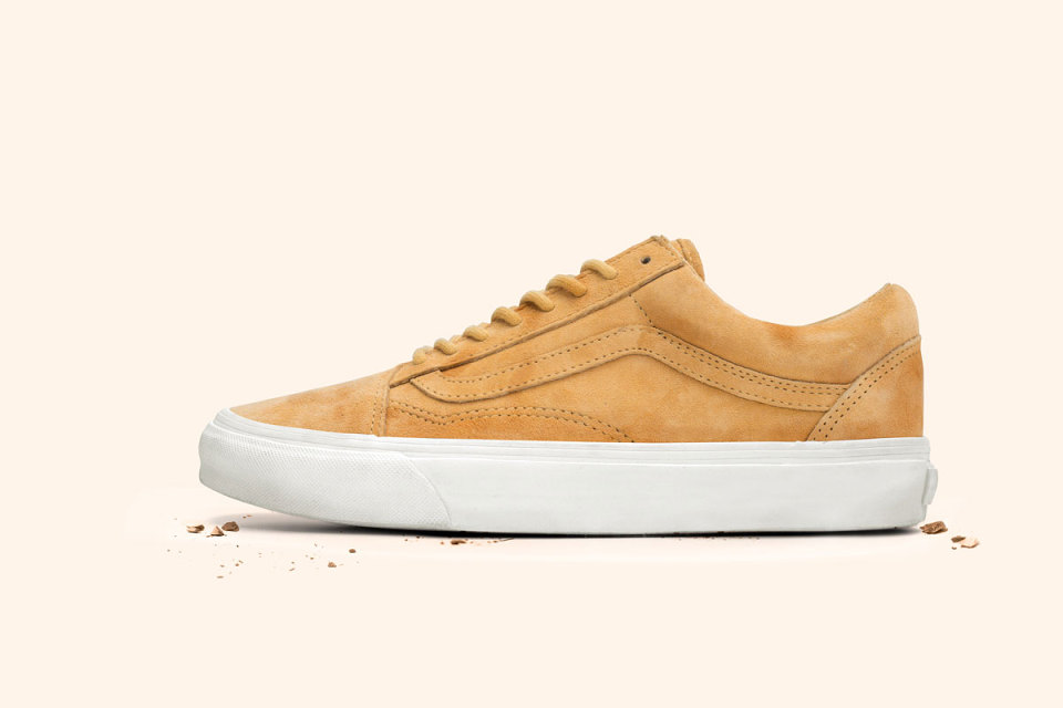 size? x Vans Old Skool CA 'Clay'