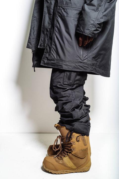 "streetwear brasil undefeated alpha industries burton colecao trinity 2015 03 - Undefeated x Alpha Industries x Burton ""Trinity"""