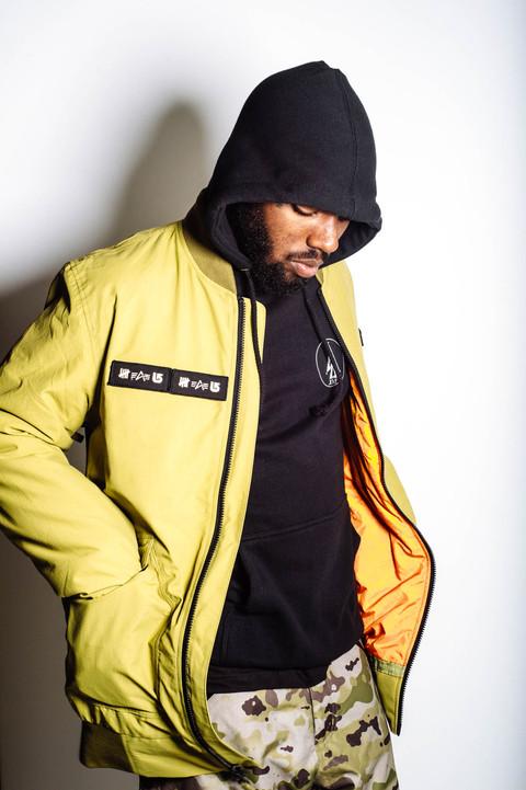 "streetwear brasil undefeated alpha industries burton colecao trinity 2015 09 - Undefeated x Alpha Industries x Burton ""Trinity"""